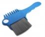 #368 Metal Lice & Nit Removal Comb w/ 5x Magnifier & Detangling Teeth